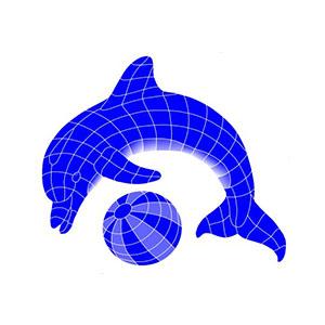 Mod N Dolphin & Ball