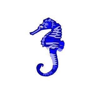 Mod N Seahorse